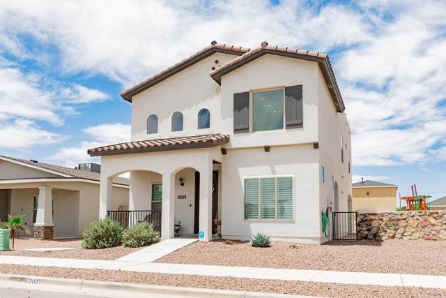 2021 William Caples Street, El Paso, TX 79938 (MLS #845738) :: Preferred Closing Specialists