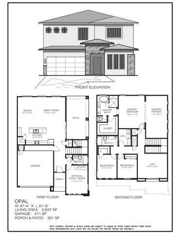 14721 Mike A. Mendoza Avenue, El Paso, TX 79938 (MLS #845739) :: Mario Ayala Real Estate Group
