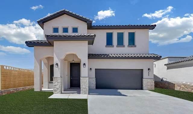 14729 Mike A Mendoza Avenue, El Paso, TX 79938 (MLS #845742) :: Mario Ayala Real Estate Group