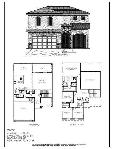 14737 Mike A Mendoza Avenue, El Paso, TX 79938 (MLS #845743) :: Mario Ayala Real Estate Group