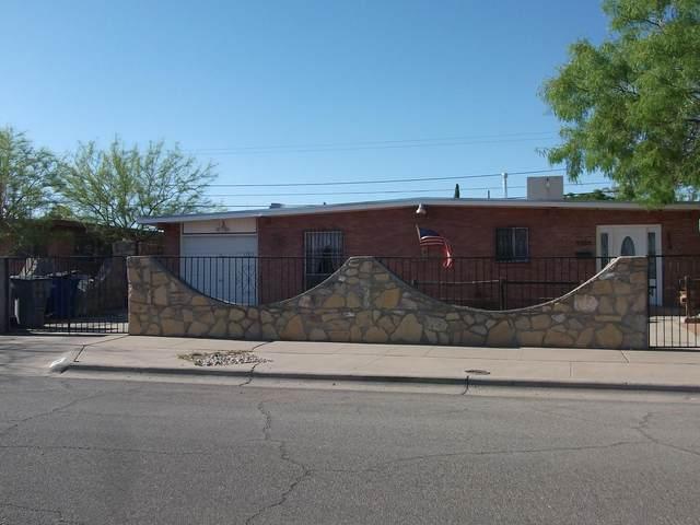 5209 Beautonne Ave, El Paso, TX 79924 (MLS #845746) :: Preferred Closing Specialists
