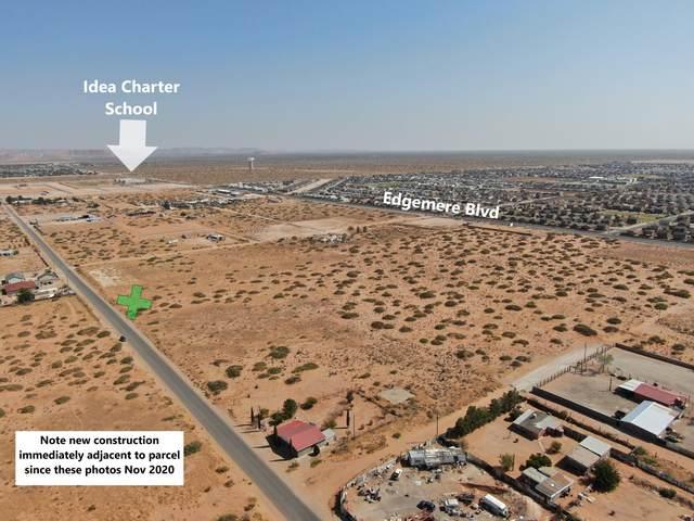 13710 La Von Avenue, El Paso, TX 79938 (MLS #845747) :: The Purple House Real Estate Group