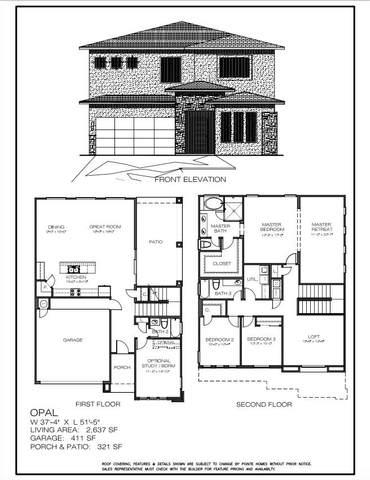 14749 Mike A Mendoza Avenue, El Paso, TX 79938 (MLS #845748) :: Mario Ayala Real Estate Group