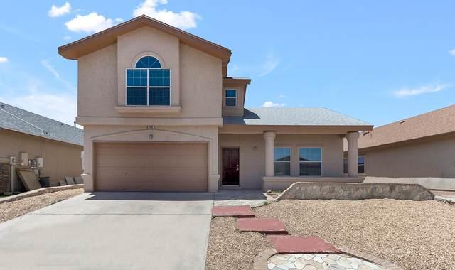 3205 Derby Point Drive, El Paso, TX 79938 (MLS #845763) :: Preferred Closing Specialists