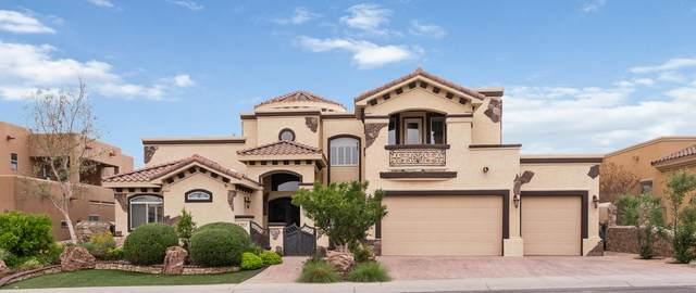 1217 Calle Del Sur Drive, El Paso, TX 79912 (MLS #845764) :: Preferred Closing Specialists