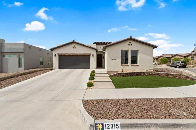 12315 Houghton Springs, Horizon City, TX 79928 (MLS #845767) :: Preferred Closing Specialists
