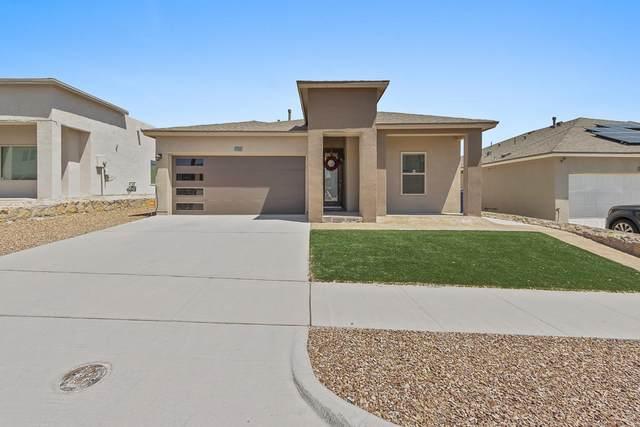 12573 Blue Heron Drive, El Paso, TX 79928 (MLS #845768) :: The Matt Rice Group