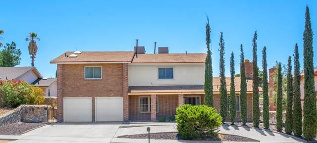 6604 Amposta Drive, El Paso, TX 79912 (MLS #845770) :: Preferred Closing Specialists