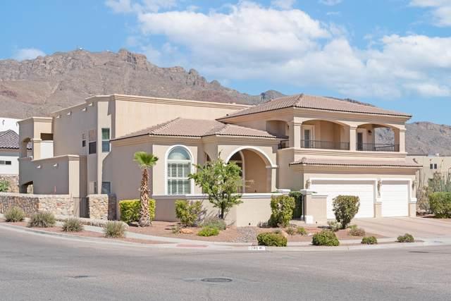 1240 Franklin Bluff Drive, El Paso, TX 79912 (MLS #845778) :: Preferred Closing Specialists