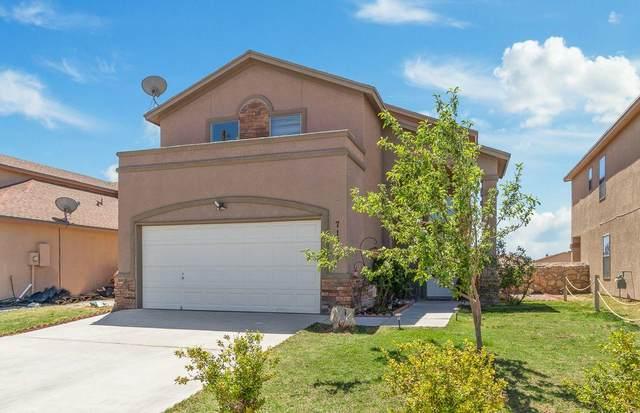 7132 Copper Trail Avenue, El Paso, TX 79934 (MLS #845780) :: Preferred Closing Specialists