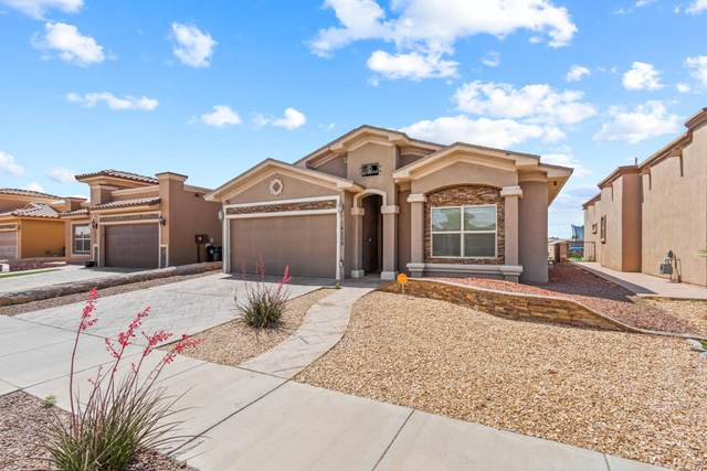 14208 Fabled Point Avenue, El Paso, TX 79938 (MLS #845781) :: Preferred Closing Specialists