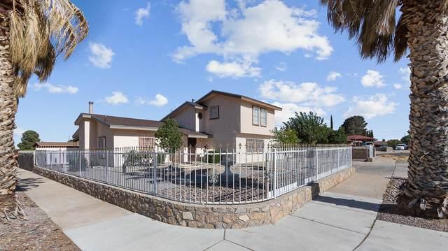 4924 Winthrop Drive, El Paso, TX 79924 (MLS #845782) :: Preferred Closing Specialists