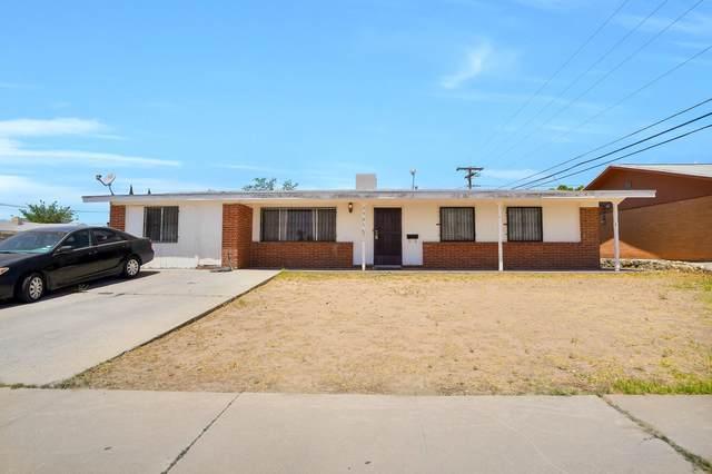 7901 Parral Drive, El Paso, TX 79915 (MLS #845786) :: Preferred Closing Specialists