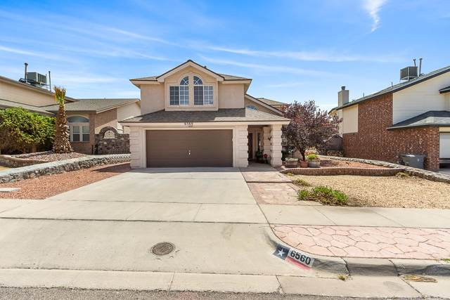 6560 Dakota Ridge Drive, El Paso, TX 79912 (MLS #845787) :: Preferred Closing Specialists