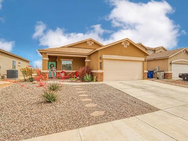 14741 Bobby Joe Hill Drive, El Paso, TX 79938 (MLS #845788) :: Preferred Closing Specialists