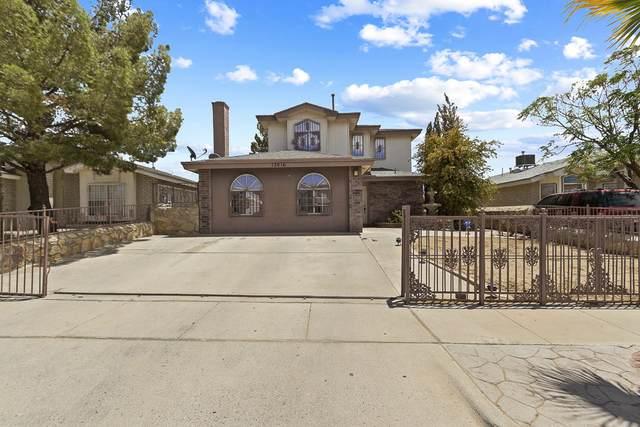 12016 Kings Guard Drive Drive, El Paso, TX 79936 (MLS #845799) :: Mario Ayala Real Estate Group