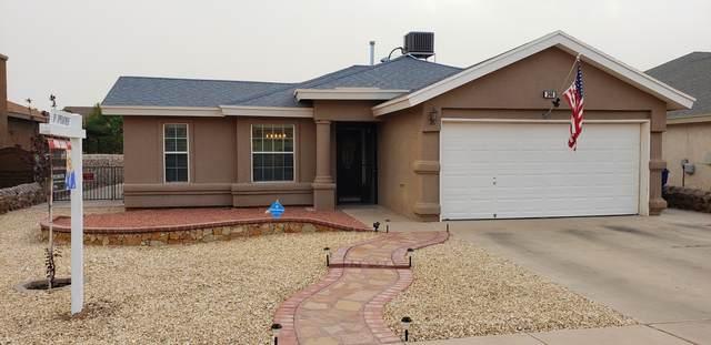 348 Jardin Bello Avenue, El Paso, TX 79932 (MLS #845803) :: Mario Ayala Real Estate Group