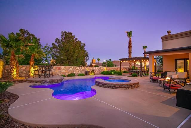 1292 Rosa Guerrero Place, El Paso, TX 79936 (MLS #845818) :: Preferred Closing Specialists
