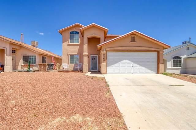 5765 Rick Husband Drive, El Paso, TX 79934 (MLS #845822) :: Summus Realty