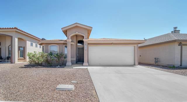 13012 Jorge Grajeda, El Paso, TX 79938 (MLS #845824) :: The Matt Rice Group