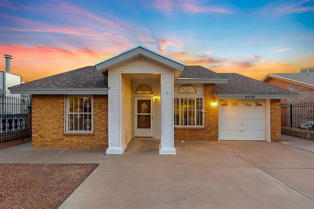 8530 Euphrates Drive, El Paso, TX 79907 (MLS #845826) :: The Matt Rice Group