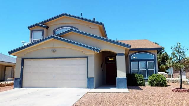 12145 Missy Yvette Drive, El Paso, TX 79936 (MLS #845827) :: The Matt Rice Group
