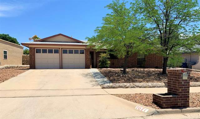 7071 Villa Hermosa Drive, El Paso, TX 79912 (MLS #845829) :: The Purple House Real Estate Group