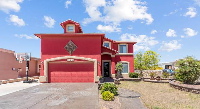 12905 Hidden Grove Drive, El Paso, TX 79938 (MLS #845834) :: The Purple House Real Estate Group