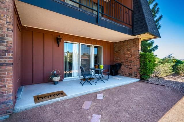 4800 N Stanton Street #15, El Paso, TX 79902 (MLS #845838) :: The Purple House Real Estate Group