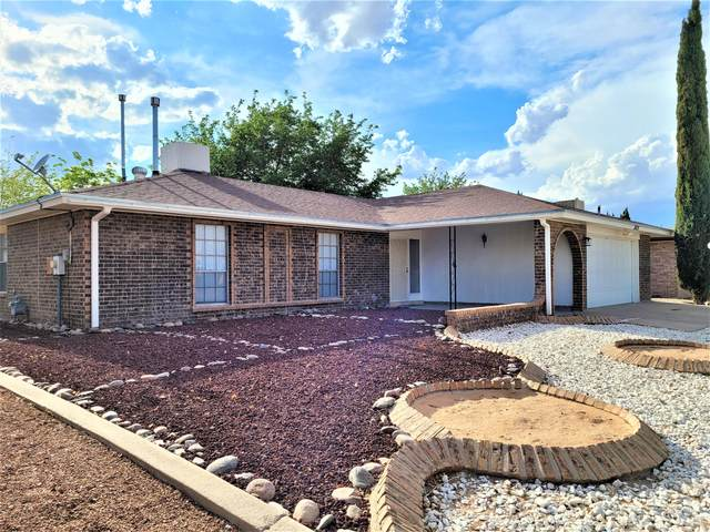 3113 Mclean Street, El Paso, TX 79936 (MLS #845839) :: The Purple House Real Estate Group