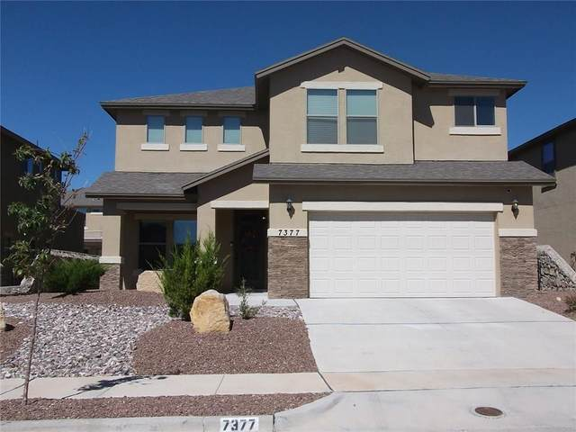 7377 Autumn Sage Drive, El Paso, TX 79911 (MLS #845843) :: Preferred Closing Specialists