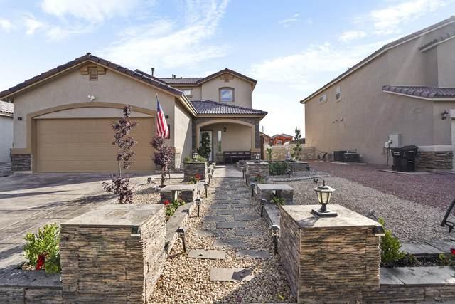 801 Lincolnshire Street, El Paso, TX 79928 (MLS #845846) :: Mario Ayala Real Estate Group