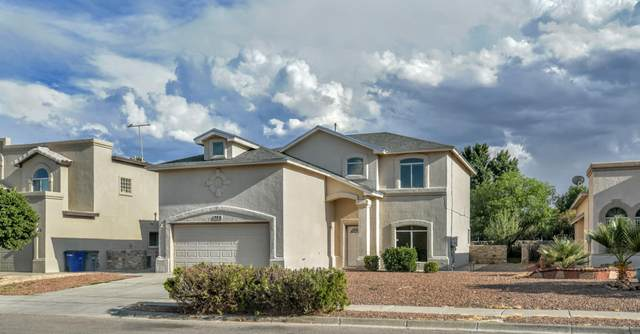 720 Laramie River Avenue, El Paso, TX 79932 (MLS #845847) :: Red Yucca Group