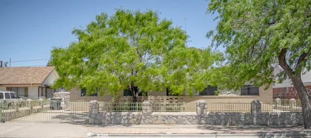 10127 Castletown Drive, El Paso, TX 79925 (MLS #845852) :: Summus Realty