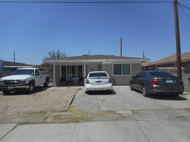 8923 Padilla Drive, El Paso, TX 79907 (MLS #845854) :: Jackie Stevens Real Estate Group