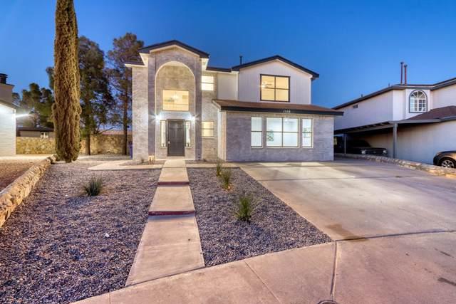 1588 Pete Faulkner Place, El Paso, TX 79936 (MLS #845856) :: Mario Ayala Real Estate Group