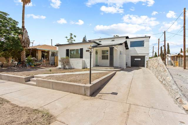 3611 Clifton Avenue, El Paso, TX 79903 (MLS #845857) :: Red Yucca Group