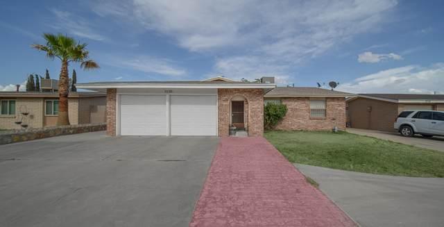 3220 E Glen Drive, El Paso, TX 79936 (MLS #845864) :: Mario Ayala Real Estate Group