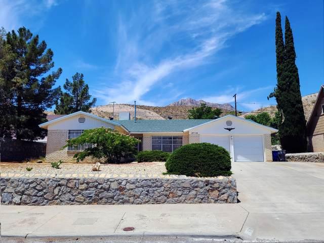 8719 Galena Drive, El Paso, TX 79904 (MLS #845865) :: The Matt Rice Group