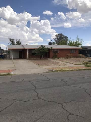 417 San Saba Road, El Paso, TX 79912 (MLS #845866) :: Mario Ayala Real Estate Group