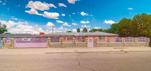 3320 Cork Drive, El Paso, TX 79925 (MLS #845867) :: Summus Realty