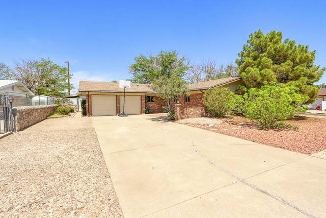 10245 Singapore Avenue, El Paso, TX 79925 (MLS #845877) :: Jackie Stevens Real Estate Group