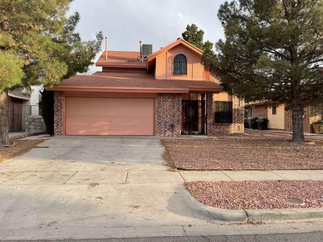 11612 Cayuga Circle, El Paso, TX 79936 (MLS #845878) :: Summus Realty