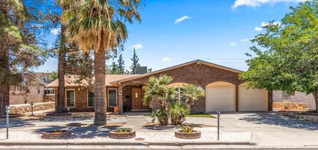 764 De Leon Drive, El Paso, TX 79912 (MLS #845905) :: Mario Ayala Real Estate Group
