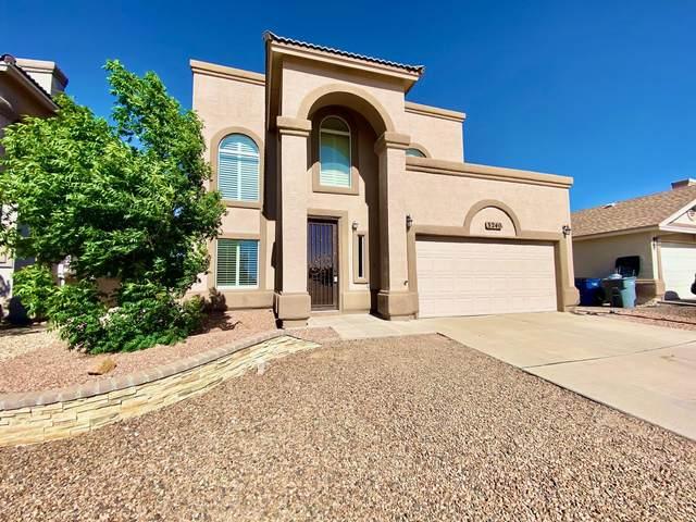 3240 Peruvian Paso, El Paso, TX 79938 (MLS #845907) :: Mario Ayala Real Estate Group