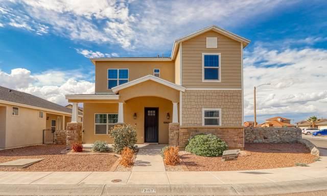 12921 Hueco Pit Drive, El Paso, TX 79938 (MLS #845909) :: Mario Ayala Real Estate Group