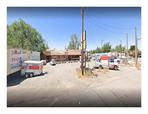 11638 Alameda Avenue, Socorro, TX 79927 (MLS #845914) :: Red Yucca Group
