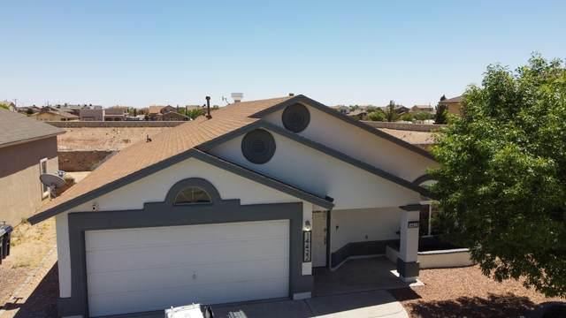 14422 Spanish Point Drive, El Paso, TX 79938 (MLS #845922) :: Mario Ayala Real Estate Group