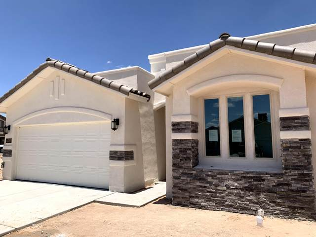 14528 Dominic Azcarate Drive, El Paso, TX 79938 (MLS #845923) :: Mario Ayala Real Estate Group