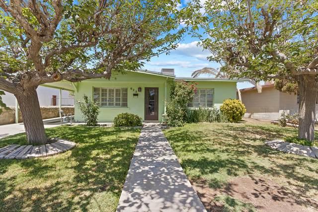623 S Concepcion Street, El Paso, TX 79905 (MLS #845927) :: Summus Realty